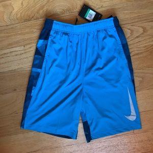 NWT Nike Blue Shorts
